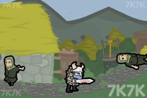 《海盗哈拉尔》游戏画面3