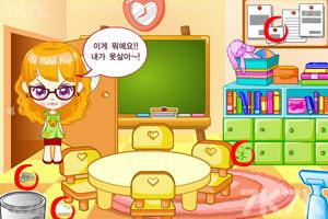 《帮阿Sue整理书房》游戏画面1