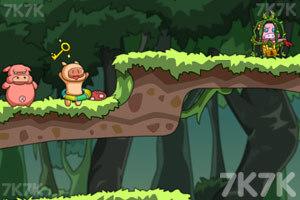 《猪猪救宝宝》游戏画面4