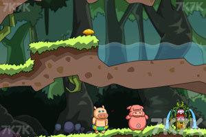 《猪猪救宝宝》游戏画面10