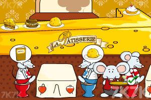 《小老鼠餐厅》游戏画面1