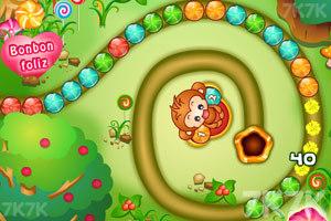 《小猴祖玛》游戏画面1