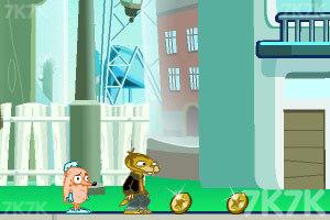 《鼹鼠和短耳兔主仆》游戏画面1