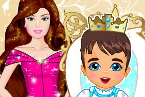 《照顾乔治王子》游戏画面1