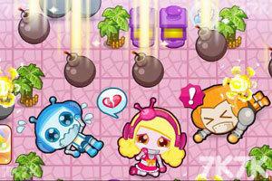 《Q版泡泡堂6无敌版》游戏画面4