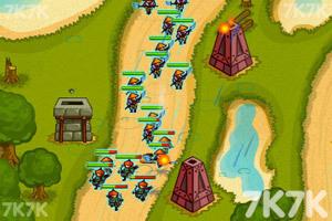 《元素守卫战无敌版》游戏画面3