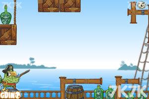 《愤怒的鹦鹉海盗无敌版》截图8