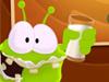 外星人爱喝牛奶