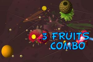 《快刀削水果3D升级版》游戏画面1