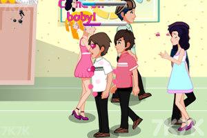 《电眼美女山寨版》游戏画面9