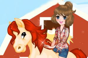 《我和我的小马》游戏画面1