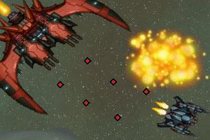 《宇宙激战》游戏画面1