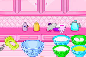 《迷你芝士蛋糕》游戏画面1