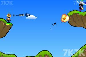 《火柴人-炮筒战士》游戏画面4