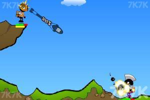 《火柴人-炮筒战士》游戏画面5