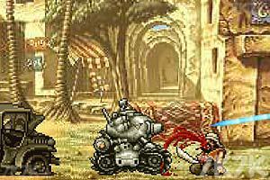 《合金弹头迷你版2》游戏画面3