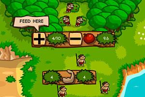 《原始人进化论无敌版》游戏画面1
