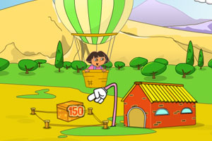 朵拉热气球之旅