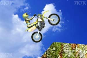 《摩托挑战赛3》游戏画面3