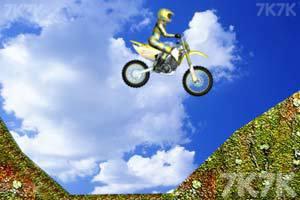 《摩托挑战赛3》游戏画面8