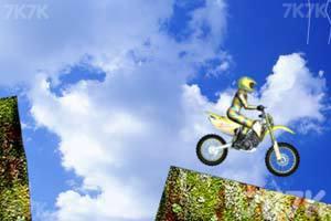 《摩托挑战赛3》游戏画面5