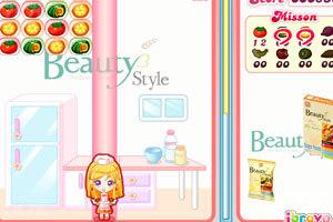 《阿Sue水果蛋糕房》游戏画面3