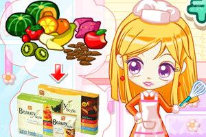 《阿Sue水果蛋糕房》游戏画面1