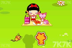 《小黑花花抓土拨鼠》游戏画面8