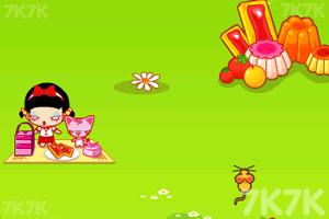 《小黑花花抓土拨鼠》游戏画面7