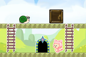 《猫猫历险记3》游戏画面1