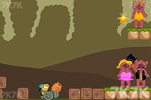 《小蜜蜂复仇记》游戏画面3