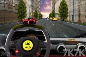 《3D真实赛车》游戏画面3