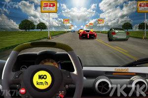 《3D真实赛车》游戏画面8