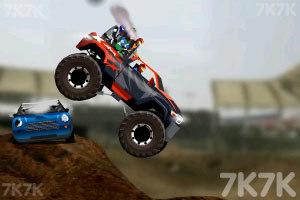 《特技四驱车2》游戏画面6