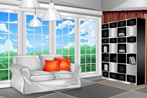 《装饰现代客厅》游戏画面1