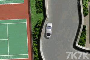 《海滩漂移赛车》游戏画面9