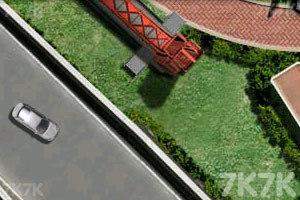 《海滩漂移赛车》游戏画面6