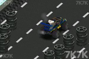 《3D乐高四驱车》游戏画面1