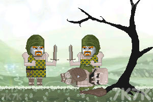 《东游记》游戏画面1