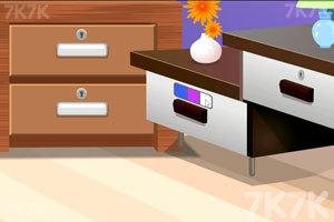 《精致小客厅逃脱2》游戏画面3