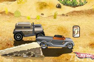 《沙丘地形赛》游戏画面4