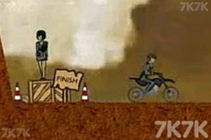 极限摩托挑战赛