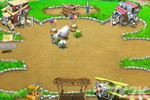 《疯狂农场之比萨派对》游戏画面1