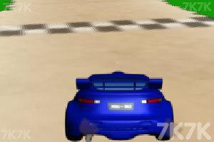 《3D飙车赛》游戏画面5