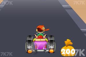 《急速卡丁车》游戏画面5