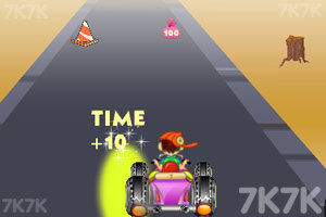 《急速卡丁车》游戏画面9