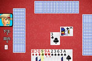 《扑克王争霸》游戏画面1