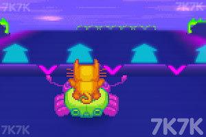 《肥猫赛车》游戏画面4