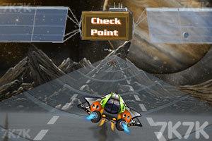 《太空赛车族》游戏画面8