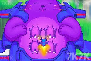 《肥猫雷电》游戏画面1
